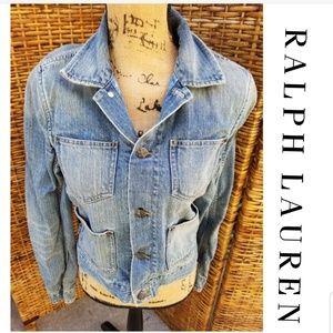 Ralph Lauren vintage denim jacket M